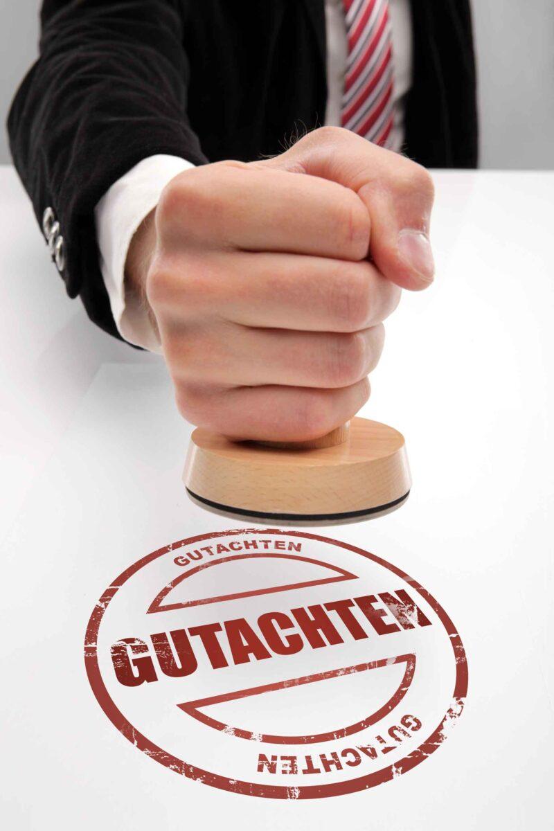 Kreditgutachten bei Kreditkündigung - Zwangsversteigerung und Insolvenz