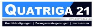 Quatriga-21.de | Wir prüfen Ihre Bank. Logo